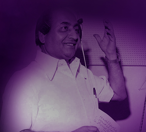 Bollywood Mohammed Rafi Songs Beginners Level 3