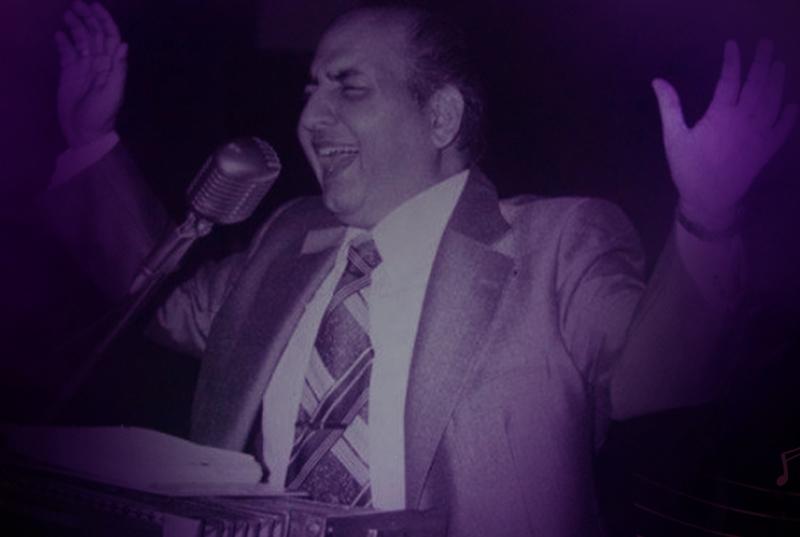 Bollywood Mohammed Rafi Songs Intermediate Level 5