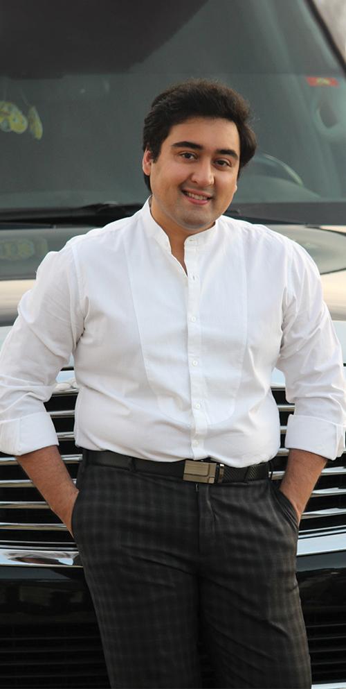Mohammed Fuzail Rafi